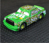 Wholesale Original Cars Diecast - ORIGINAL Pixar Cars Diecast Chick Hicks NO.86 Toy Car 1:55 Loose Brand New In Stock & WHOLESALE Free Shipping