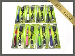 Canada Ego CE4 + CE4S CE4 plus blister kits Cigarette électronique 650mah 900mah 1100mah kits de batterie en emballage blister vert DHL livraison gratuite Offre