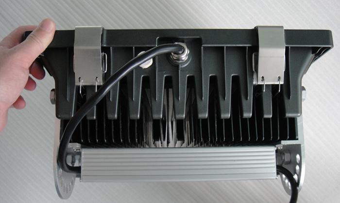 Верхнее качество 100W вело светильник ac85v~265V Ярда тропинок тропинки деревни дороги сада света потока напольный промышленный