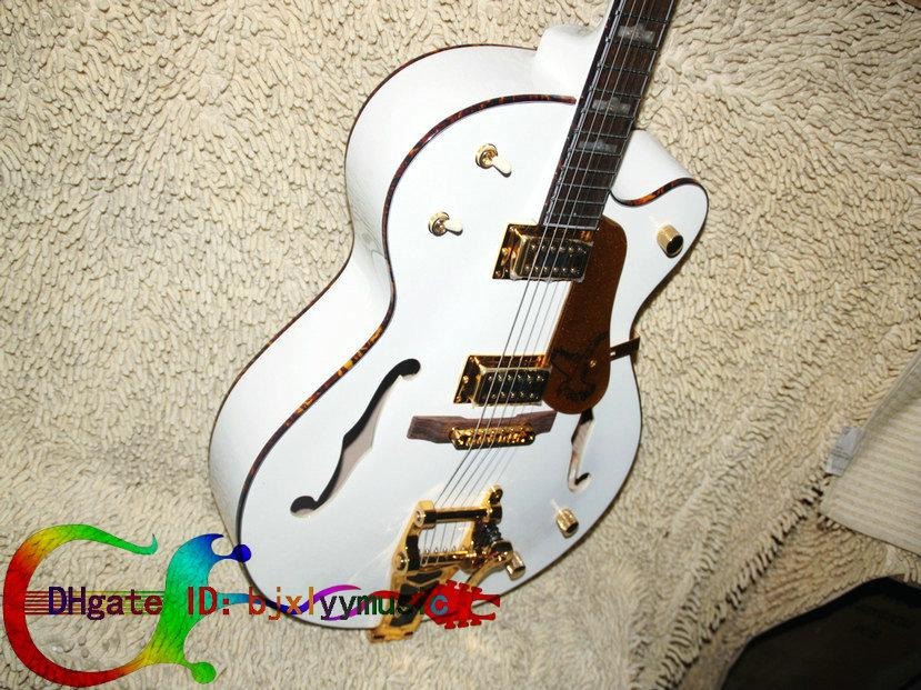 newest hot selling guitar electric guitars best china guitar 6 strings white falcon g6136 t. Black Bedroom Furniture Sets. Home Design Ideas