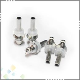 Wholesale evod mt3 coil heads - Electronic Cigarette MT3 Atomizer Changeable Coil Head Core Detachable Coil Replaceable MT3 Cartomizer Coil Head for EVOD MT3 Clearomizer