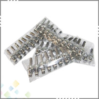 Wholesale Evod Bottom Coil Replacement Heads - MT3 Heating Coil Head Replacement 1.8ohm 2.4ohm Bottom Heating Coil Head for EVOD MT3 Clearomizer Electronic Cigarette