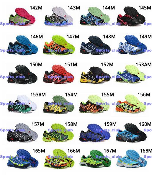 Xa Comp  Cs Wp Trail Running Shoe
