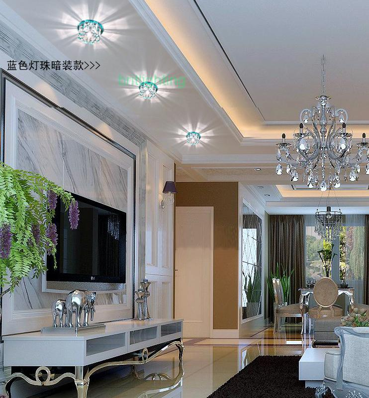 Entrance Hall Lighting Led Indoor Lights Vestibule Ceiling Lamps Spot Lightings Mounted Porch Light Ceilng