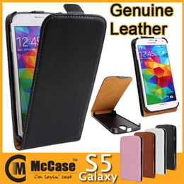 Wholesale Note Vertical Case - Top Quality Genuine Leather Flip Case Luxury Vertical Cover Cases For Iphone 6 4 4S 5 5S 5c iPhone6 4.7 Plus 5.5 Galaxy S4 S5 S6 NOTE 4 3 M9