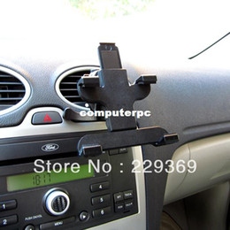Wholesale Tablet Navigator Phone - NEW Air Vent Dash Tablet PC Car Mount Stand Holder For GPS Navigator and 4.3''4.7''5''5.5''6''6.4''7''Cell Phone Tablet