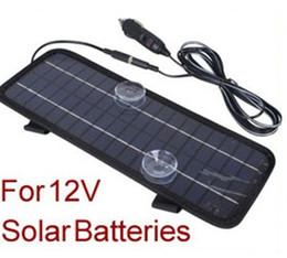 Puissant nouveau! 12V Portable Chargeur de Batterie Panneau Solaire 4.5W Pour Voiture Bateau Moto Chargeur de Batterie Livraison Gratuite ? partir de fabricateur