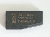 Wholesale China Mail - PCF7936AA PCF7936AS PCF7936 ID46 blank auto key transponder phillips Crypto blank chip free shipping china post air mail