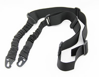 High Quality Two Point Sling Adjustable Rifle Sling System Black