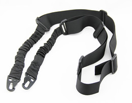 Chinese  High Quality Two Point Sling Adjustable Rifle Sling System Black manufacturers