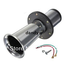 Wholesale Vehicle Horns - Free Shipping Chrome 110dB Antique Vintage Old Style Vehicle Boat Auto Car Truck Loud Alarm Horn AHH-OOO-GAH 12V New,dandys