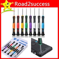 Hotsale 16 in 1 Öffnung Pry Tools Demontage Telefon Repair Kit vielseitige Schraubendreher-Set für iPhone 4 4S 5 HTC Samsung Nokia MOQ 100set / lot