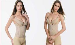 Wholesale High Waist Abdomen - On Sales Magic shapers Slim underwear 2 colors Ultra high waist abdomen drawing butt-lifting body shaping pants corset slimming belt