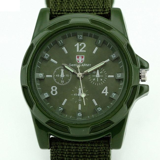 Luxury Analog SWISS ARMY New Fashion TRENDY SPORT MILITARY STYLE WRIST  WATCH For MEN Watch c5358d5e67
