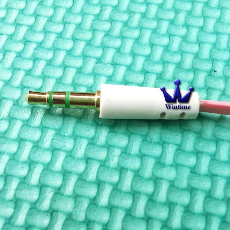 الجملة / عالية الجودة إلى 3.5mm 3.5mm نوع مسطح ملون السيارات مدخل aux الصوت كابل تمديد مساعدة الصوت كابل