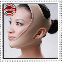 Wholesale 3d Face Belt - 2014 Slim Slimming Face Belt Shaping Cheek Scalp 3D Chin Uplift Sharp Anti Wrinkle Sagging Mask