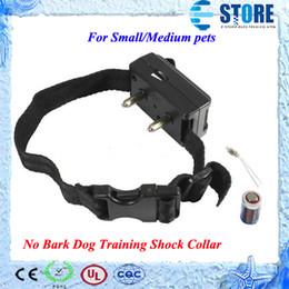 Wholesale Vibration Bark Control - Voice control ELECTRONIC AUTO Small Medium Anti No Barking Dog Training Shock Collar,wu