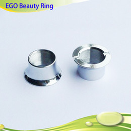 Ego Accessories Wholesale Canada - Ego Adapter Ring for Vivi Nova E-Cigarette Accessories Parts for Mini Vivi Nova DCT Protank Atomizer to Ego Battery E cig DHL free