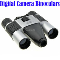 Wholesale Digital Video Camera Binoculars - Wholesale 1.3MP 10x25 Zoom Digital Camera Binoculars Telescope Video Recorder Camcorder DV Free Shipping