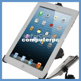 Wholesale Vehicle Specials - 360 Degree Rotation In-car Special car Holder for iPad   3   2   4 (Black),car mount holder tablet