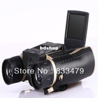 Wholesale Telescope Functions - Multi Function HD 1080P Video Camera Digital Telescope Long Distance Digital Binocular Cam with 2 inch Screen FS608