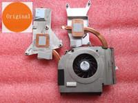 Wholesale hp dv6 intel resale online - New for HP DV6 DV6 laptop cooler fan with cooling heatsink Original