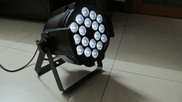 Wholesale Par Led Rgbaw - LED Multi par can par 64 Indoor led wash light 18X15W RGBAW 5-in-1 DJ party stage lighting