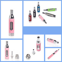 Wholesale Ego 2ml Clearomizer - 2014 Newest Glass Atomizer RGM2 E Cig Tanks Rich Style 2ml RGM2 Pyrex Glass Vaporizer Electronic Cigarette Clearomizer for EGO EVOD Battery