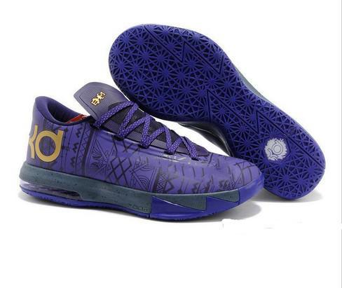 purple mens basketball shoes kd vi bhm kevin durant vi kd 6 mens