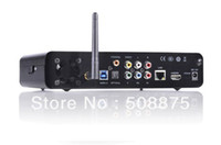Wholesale Media Player 3d Iso - HiMedia HD900B (Convert 2D to 3D) Full HD 1080p HDMI 1.4 Blu-Ray ISO HDD Wifi NetWork Media Player Realtek 1186