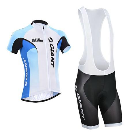 6178e32a4 Giant Cycling Jersey 2014 And Cycling Bib Short Set New 2014 Blue white  Giant Cycling Clothing jersey cycling Bib Short Kits Giant Cycling Cycling  Clothing ...