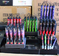 Wholesale E Nicotine - Promotion Disposable Electronic Cigarette E Shisha Pens 15 Fruit flavor e hookah vapor 5 colors No nicotine EGO Cigarette DZ2