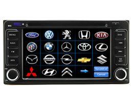 Wholesale Toyota Vios Gps Dvd - Toyota 200mm X 100mm Car DVD GPS Navigation for Toyota old Corolla EX  RAV4  Vios  Carmy  Prado  Hilux