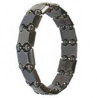 Wholesale Fashion Magnetic Therapy Bracelet - Wholesale 2pcs New arrival Magnetic Hematite Fashion Pain Therapy Bracelet Arthritis