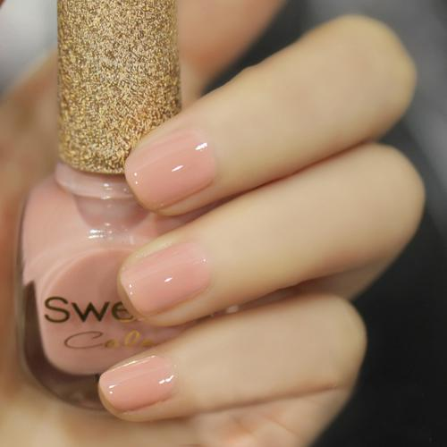 3 Bottles Of French Shipping Sweet Color Green Nail Polish Genuine Ultra Soft Hands Strawberry Milk Nude Clear From