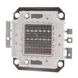 $enCountryForm.capitalKeyWord Canada - 10pcs lot cree DIY 30~34V DIY 20W RGB Integrated Component High Power LED Emitter Chip Module Beads Free Shipping