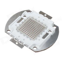 $enCountryForm.capitalKeyWord Canada - 5pcs lot DIY 30~34V 100W 4000lm  Bule Green LED Chip Emitter Module Bead Free Shipping