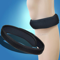 Wholesale Compression Silicone Bone Inner Anticrash Basketball Knee Patella Support Brace
