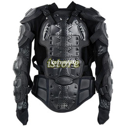 Wholesale Motorcycle Spine - Extreme Protective Motorcycle Professional Full Body Armor Jacket And Pant Spine Chest Protection Gear Dropshipping TK0493