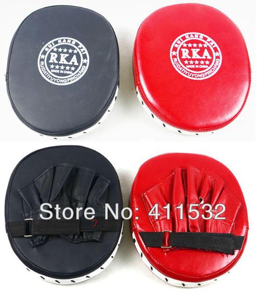 2PC/Lot Boxing Mitts Training target Focus Punch Pads Glove Karate Muay Thai Kick MMA