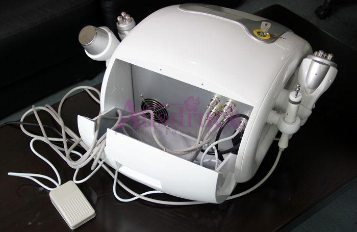 Tela de LCD RF Bipolar + Tripolar + Multipolar emagrecimento de Rádio freqüência LUNA V CAVITATION equipamentos de moldar o corpo sem efeitos colaterais