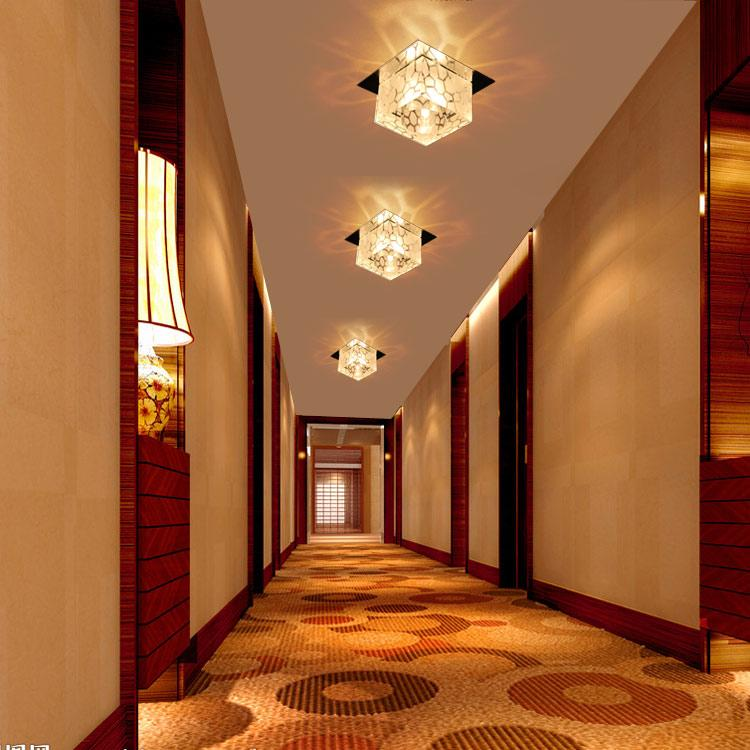 Office Ceiling Lighting: Industrial Office Corridor Light Small Ceiling Lighting