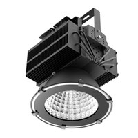 Wholesale Field Factory - 500w high power led bay light floodlights waterproof outdoor field sports court stadium lighting meanwell driver creechip 5years warranty