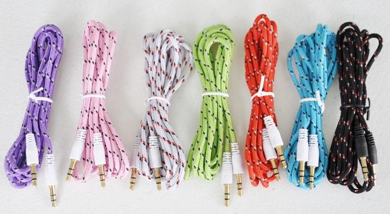 Braided cable AUX02