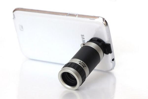 Handy mit kamera neue ankunfts zoom teleskop objektiv mit