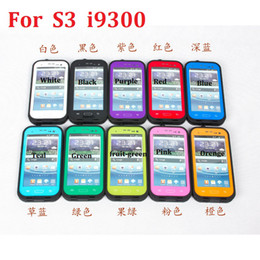Wholesale Case Proof For S4 - Waterproof Case Redpepper Water Proof Case Cover Shockproof for iphone 5C 5S 4S samsung S3 S4 Note2 Free DHL