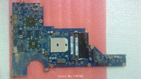 Wholesale Motherboard For Hp G6 - 649950-001 board for HP pavilion G4 G6 laptop AMD motherboard 100%full tested ok and guaranteed