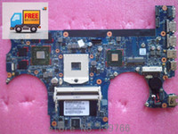 BTX Intel SATA 665934-001 board for HP envy 17 laptop motherboard with intel HM67 chipset HD6770M 1G