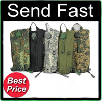 Wholesale US Army L DESERT Camo Hydration Backpack Water Bag colors