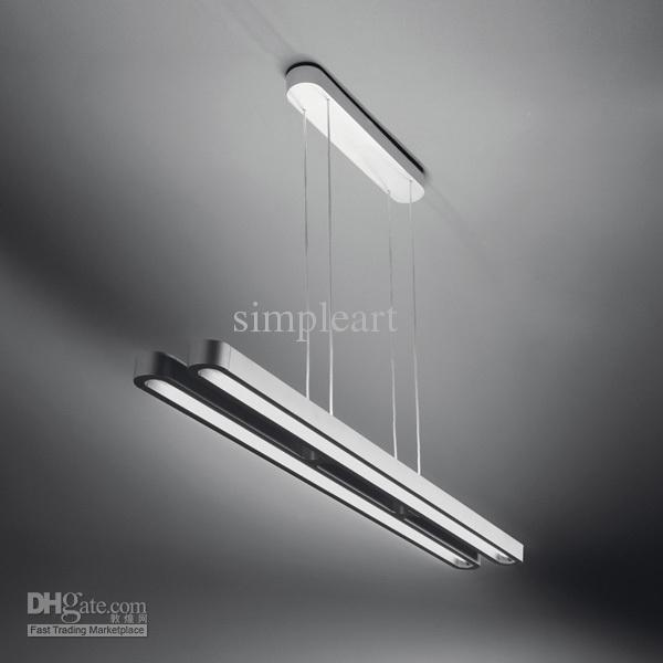 office ceiling lamps. Wholesale Special Hot Office Table Ceiling Light Brand New Talo Suspension Pendant Lamp Double Tube 120cm Shades Glass Lamps